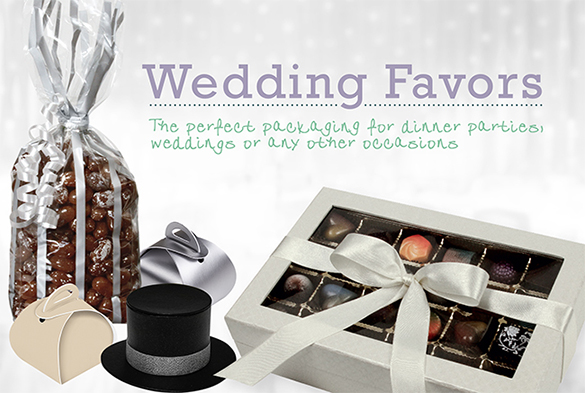 Wedding Favors/Thoughtful Wedding Party Gifts