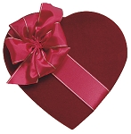 Heart Box, Couture, 7-8 lb., QTY/CASE-1