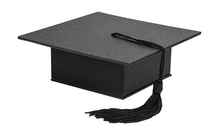 paper graduation hats