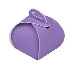 ASB-629 Lavender Favor Box, QTY/CASE-50