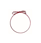 Stretch Loops, Red, 8 in., QTY/CASE-50