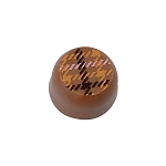 Mould, Magnetic Transfer, Circle Praline, 2-Piece, 28 cavity, QTY/CASE-1