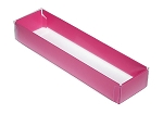 Folding Carton, CLOSEOUT, This Top - That Bottom, 5-Piece, Petite, Pink, QTY/CASE-50