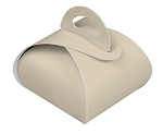 Folding Carton, Favor Box, 1-Piece, Pearlescent, QTY/CASE-50