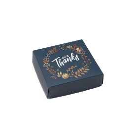 Give Thanks, Decorative Gift Box, 3-1/2 x 3-1/2 x 1