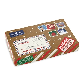 Letters from Santa, Decorative Gift Box, 7 x 4-1/2 x 1