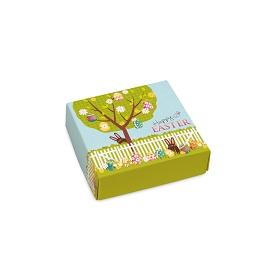 Springtime, Decorative Gift Box, 3-1/2 x 3-1/2 x 1