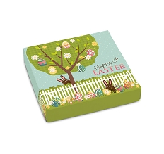 Springtime, Decorative Gift Box, 5-1/2 x 5-1/2 x 1-1/8
