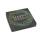Evergreen, Decorative Gift Box, 5-1/2 x 5-1/2 x 1-1/8