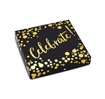 Celebrate, Decorative Gift Box, 5-1/2 x 5-1/2 x 1-1/8