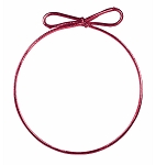 Stretch Loops, Red, 16 in., QTY/CASE-50