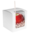 Apple Box, White, 4 x 4 x 4