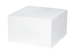 Bakery Box, White, 12 x 12 x 6