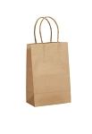 Kraft Bag, Natural,5.5