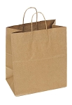 Kraft Bag, Natural, 14.5