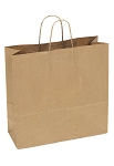 Kraft Bag, Natural, 16