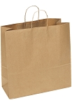 Kraft Bag, Natural, 18