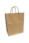 Kraft Bag, Natural, 10