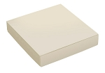 This Top - That Bottom, Lid, Square, Pearlescent, 5-1/2 x 2-1/2 x 1-1/8