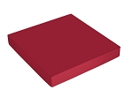 Folding Carton, This Top - That Bottom, Lid, 16 oz., Square, Red, QTY/CASE-50