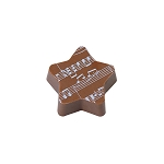 Mould, Magnetic Transfer, Praline, Star, 2-Piece, 32 cavity, QTY/CASE-1