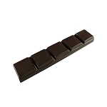 Mould, Chocolate Bar Mould, 7 cavity, QTY/CASE-1