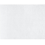Padding, Bulk-Pack, Rectangle, White, 2-Ply, QTY/CASE-50
