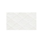 Padding, Rectangle, White, 3-Ply, 8 oz., QTY/CASE-50