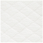 Padding, All Occasion, Square, White, 16 oz., QTY/CASE-50
