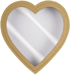 Heart Box, Window, Coco Passion, Kraft, 1 lb., QTY/CASE-12