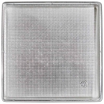 Tray, Square, Silver, 16 oz., Single Cavity, QTY/CASE-50