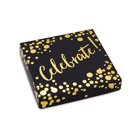 Celebrate, Decorative Gift Box, 5-1/2 x 5-1/2 x 1