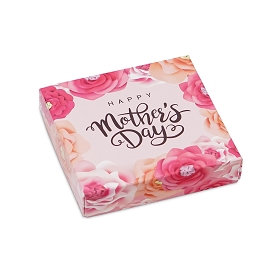 Happy Mother's Day, Decorative Gift Box, 5-1/2 x 5-1/2 x 1