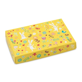Spring Fling, Decorative Gift Box, Rectangle, 7-1/8 x 4-1/2 x 1-1/8