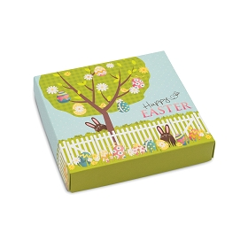 Springtime, Decorative Gift Box, 5-1/2 x 5-1/2 x 1