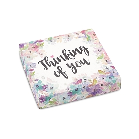 Thinking of You, Decorative Gift Box, 5-1/2 x 5-1/2 x 1