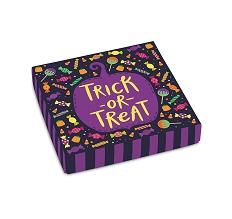 Halloween Treats, Decorative Gift Box, 5-1/2 x 5-1/2 x 1-1/8