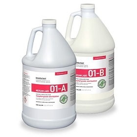 NeoSan Labs 01-Disinfectant (A&B/4 pack)