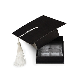 Rigid Set-up Box, Graduation Cap, Paper, QTY/CASE-12
