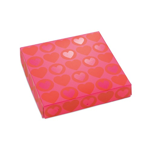 Heart-to-Heart, Decorative Gift Box, 5-1/2 x 5-1/2 x 1