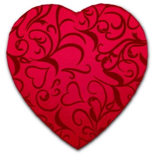 Heart Shaped Candy Box, Passion Ivy, 1 lb., QTY/CASE-6