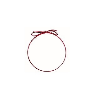 Stretch Loops, Red, 6 in., QTY/CASE-50