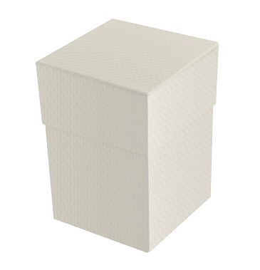 Rigid Set-up Box, Cube, 4-Tier, Petite, Pearlescent, QTY/CASE-12