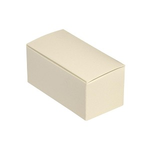 Folding Carton, Anytime Favor Box, 2-Piece, Pearlescent, QTY/CASE-50