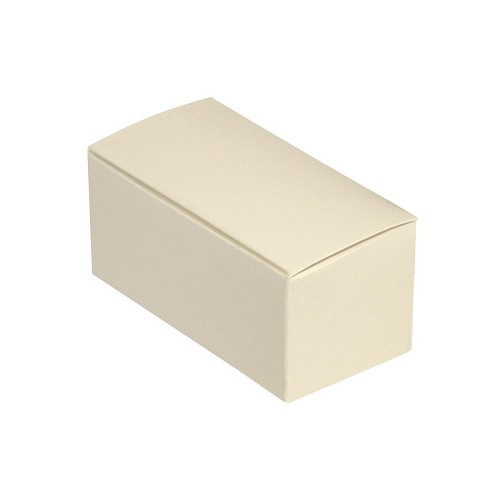 BY THE PIECE, Anytime Favor Box, 2-Piece, Pearlescent,2-3/4 x 1 x 1-1/4
