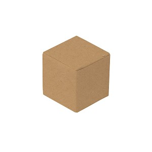 BY THE PIECE, Folding Carton, Anytime Favor Box, 1-Piece, Kraft