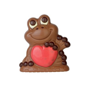 Mould, Frog with Heart, 2 cavity, QTY/CASE-1