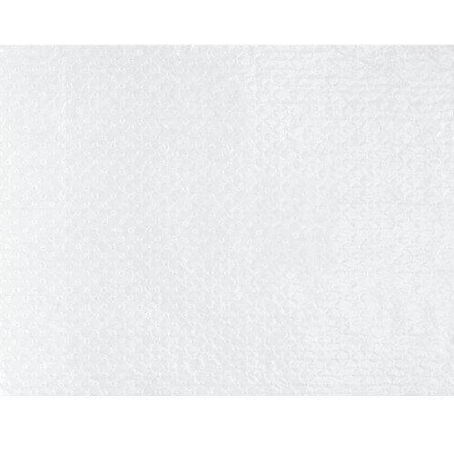 Padding, Bulk-Pack, Rectangle, White, 2-Ply, 10-1/2 x 8-1/4