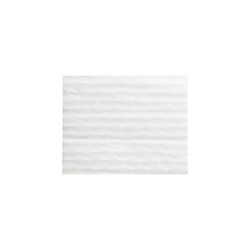 Padding, Rectangle, White, 3-Ply, 4 oz., 4-1/2 x 3-1/2