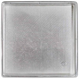 BY THE PIECE, Tray, 16 oz. Square, Silver, Single Cavity